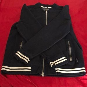 Abercrombie and Fitch varsity style jacket